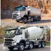 Камион мултилифт Volvo FMX 430 8x4 WECHSELSYSTEM KIPPER+MISCHER