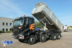 Iveco AD340T45 8x4/Dautel 3 Seitenkipper/5,6 m. lang truck used three-way side tipper