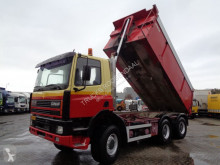 Ginaf billenőkocsi teherautó