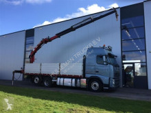camion Volvo FH460 6X2 WITH HMF1563 EURO 5