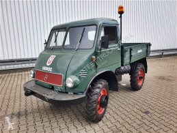 Unimog Unimog 30, 411 Froschauge Unimog 30, 411 Froschauge utilitaire benne occasion