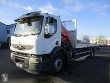 Renault Premium Lander 280 DXI truck used standard flatbed