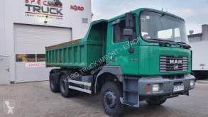MAN 33.414 ,6 CYLINDERS , 6X6 , FULL STEEL, Manual , Euro 2 truck