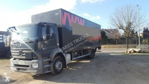 Camion fourgon polyfond occasion Mercedes Axor 1824