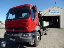 Used construction dump truck Renault Kerax 270 DCI