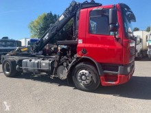 Used timber truck DAF CF75