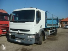 Renault Premium 320 DCI truck used gas carrier flatbed