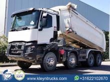 camion Renault K 460 meiller tipper crama
