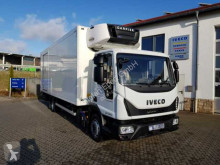 Iveco ML120E22 Tiefkühlkoffer Carrier 750MT + LBW EU6 truck used refrigerated