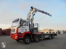 Camião MAN TGA 41.360 estrado / caixa aberta usado