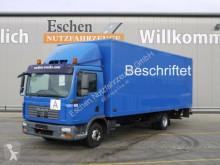 Camion fourgon occasion MAN TGL 12.240 BL, 4x2, LBW, Klima, Bl/Lu, AHK