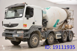 Renault Kerax 410 DXI truck used concrete mixer