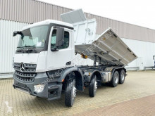 Mercedes Arocs 4142 K 8x4/4 4142 K 8x4/4, Meiller Bordmatik links, 25x Vorhanden! truck new three-way side tipper