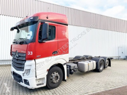 Mercedes Actros 2545 L 6x2 2545 L 6x2, StreamSpace, Liftachse, Bi-Xenon truck used chassis