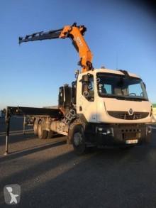 Camião estrado / caixa aberta estandar Renault Premium 310.19 DXI