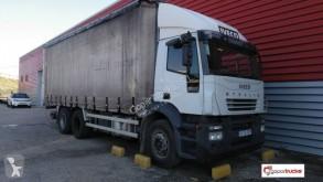 Camión lona corredera (tautliner) Iveco Stralis AD 260 S 31 Y/TN