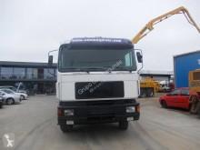 MAN F90 truck used concrete pump truck