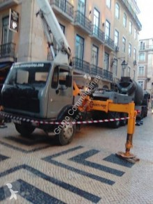Camion Mercedes pompe à béton occasion