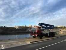 camión hormigón bomba de hormigón usado