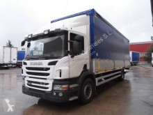 Camion savoyarde occasion Scania P 280