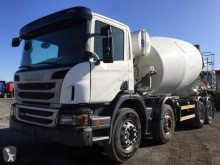 Камион бетон миксер Scania P