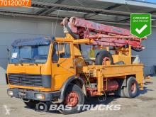 Camion béton malaxeur + pompe occasion Mercedes 1624 V8 Concrete-Pump Putzmeister