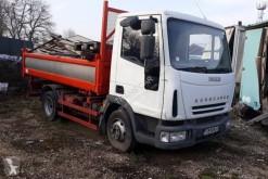 Camión volquete volquete trilateral Iveco Eurocargo 75 E 15