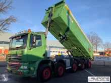 Camion Ginaf X5250TS / CF85.430 10x4 - Manual - Airco - Top condition benne occasion