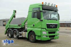 Camion MAN 26.480 BB TGX 6x4, XXL, Meiller AK16T, Intarder benne occasion