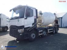 Camión Renault Gamme C 430 Imer concrete mixer 10 m3 hormigón cuba / Mezclador usado