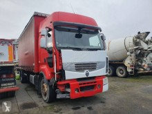 Lastbil Renault Premium 370 DXI glidende gardiner brugt