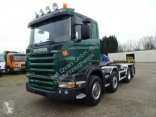 Scania LKW Absetzkipper R420 Abrollkipper GERGEN lenkbare Liftachse