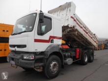 Camion Renault Kerax 385 bi-benne occasion