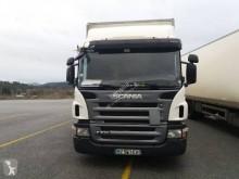 Camión furgón Scania P 230