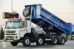 Camión volquete Volvo FMX 420 / 8X4 / TIPPER / EURO 5/ LOAD: 18 000 KG