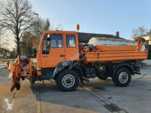 Camion benne MAN 10.224 FAK 4X4 Kipper Winterdst TÜV NEU Singleb