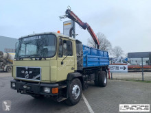 camion MAN 19.320 Full Steel - Tipper + Crane - 6 cyl