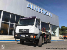 Camion MAN 18.285 porte containers occasion