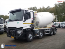 Renault concrete mixer truck Gamme C 430 NT concrete mixer - DUTCH REGISTRATION