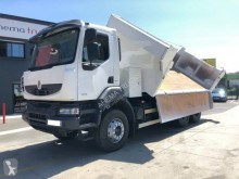 Renault two-way side tipper truck Kerax 380 DXI