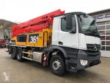 Mercedes Arocs 2643 6x4 E6 Betonpumpe Putzmeister 36-4 M truck new concrete pump truck