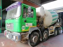 Camion béton toupie / Malaxeur MAN F2000 41.414