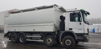 Camion citerne alimentaire occasion Mercedes Actros 3236