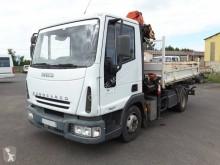 Camion benne occasion Iveco Eurocargo 75 E 17