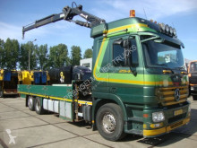 Mercedes flatbed truck Actros