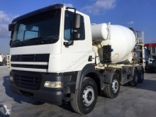 Camion béton toupie / Malaxeur occasion DAF 85