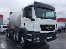 Camion béton toupie / Malaxeur occasion MAN TGS 32.360