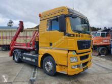 Ciężarówka bramowiec MAN TGX MAN TGX 18.440 EEV mit XLX Fahrerhaus