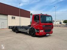 DAF CF75 FA 310 truck used chassis