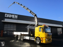 Mercedes Actros 2536 used other trucks